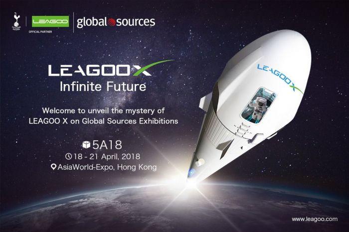 Leagoo X обещает стать самым инновационным смартфоном компании – фото 1