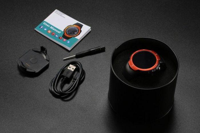 Смарт-часы Zeblaze Blitz  со встроенной поддержкой 3G и Android 5.1 показались на видео – фото 4