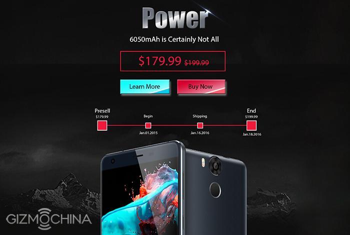 Ulefone Power: объявлена цена предзаказа на долгоиграющий смартфон – фото 2