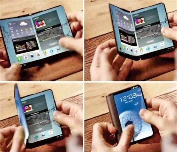 В складном смартфоне Samsung отказались от стекла Gorilla Glass – фото 2