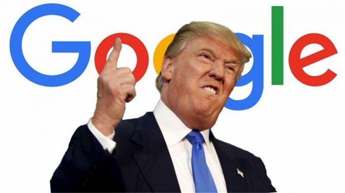 Дональд Трамп: Google помогает китайским военным – фото 1