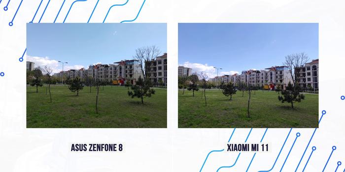 Asus Zenfone 8 фото 1