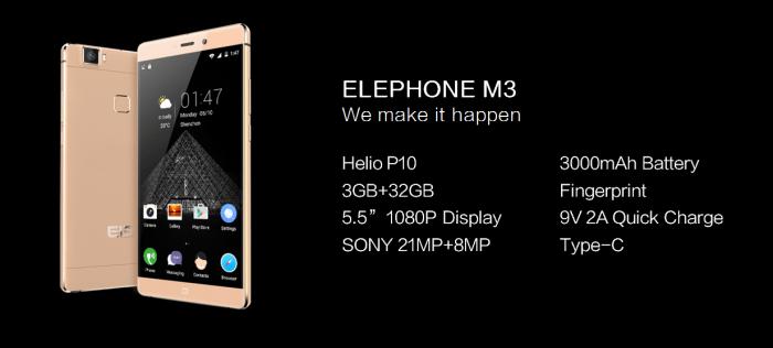Elephone P9000 Edge придет с Helio X20? И другие подробности о продуктах Elephone – фото 4