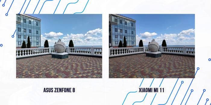 Asus Zenfone 8 фото 3