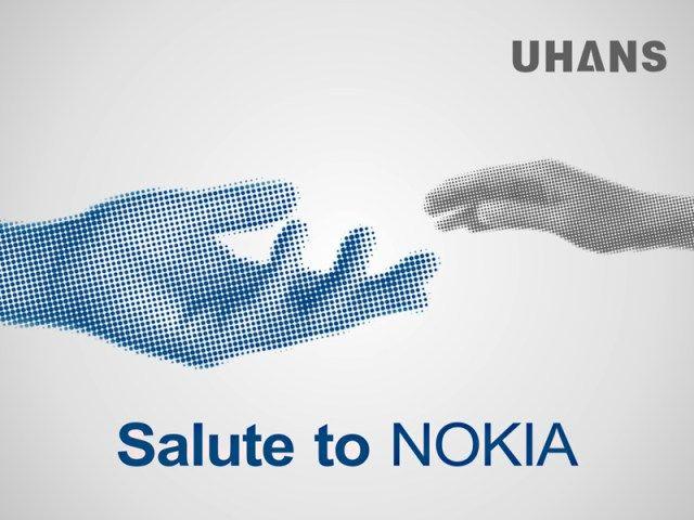 UHANS A101 – как воспоминание о телефонах Nokia – фото 1