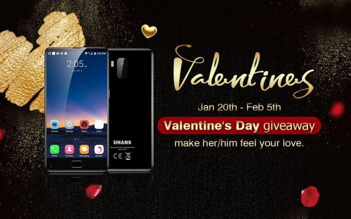 Выиграй два UHANS MX ко дню святого Валентина! – фото 1
