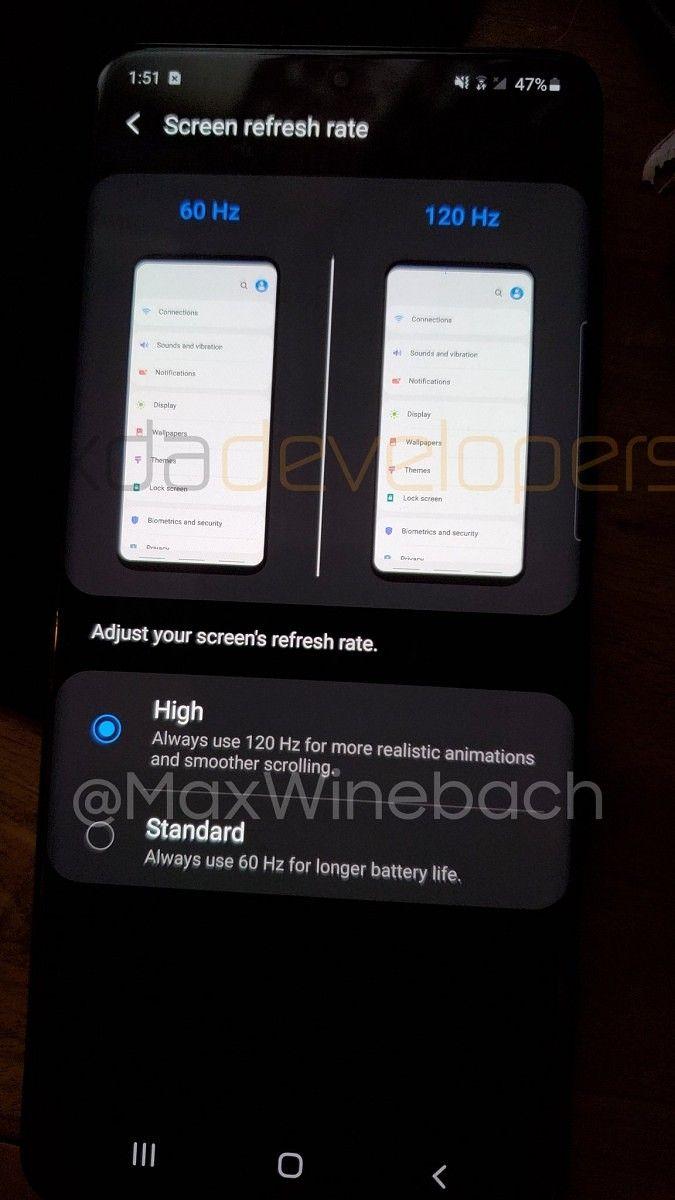 Новые фото и видео Samsung Galaxy S20+ – фото 2