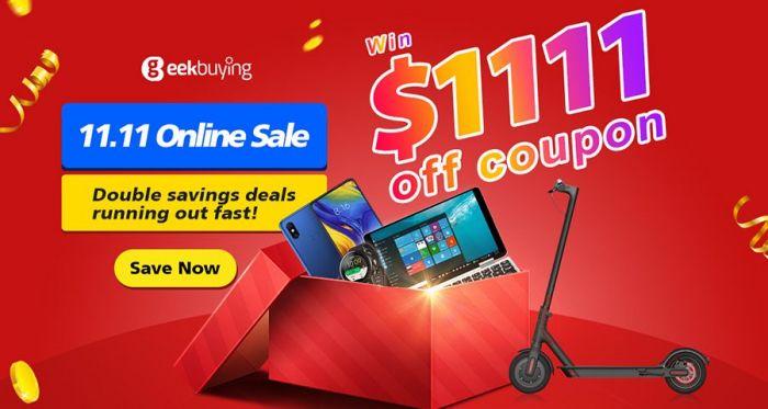 Распродажа Nubia Z17 Lite в рамках празднования Дня холостяка на Geekbuying – фото 1