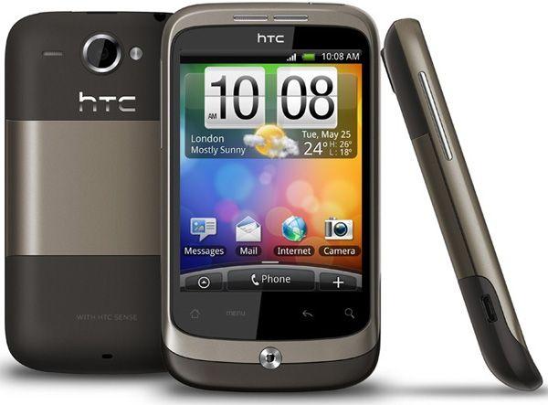 Подробности о бюджетном HTC Wildfire E – фото 2