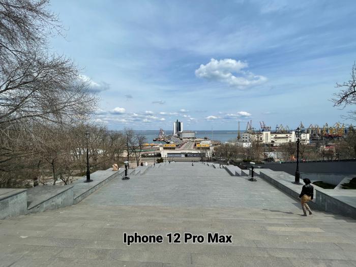 2 Снимок с Айфон 12 Про Макс