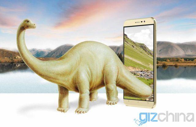 Cubot Dinosaur показали в официальном видеоролике от производителя – фото 1