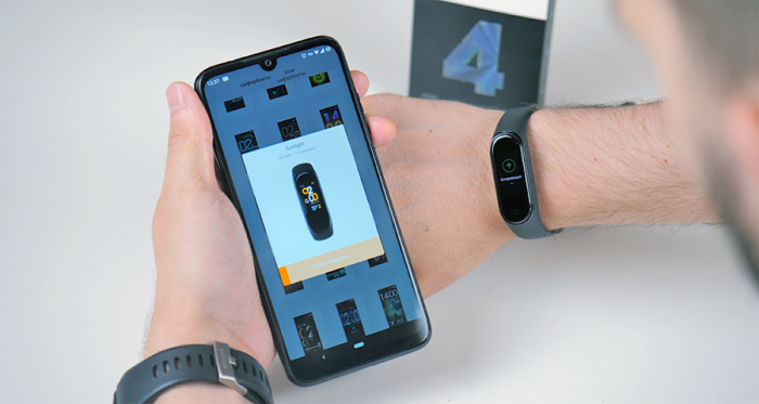 Обзор Xiaomi Mi Band 4 – это лучший гаджет Xiaomi – фото 12