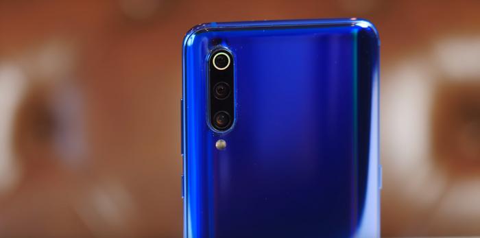 Камеры смартфонов iPhone 7 и Xiaomi Mi 9