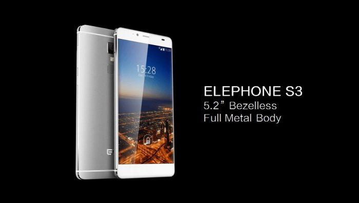 Elephone S3: распаковка самого доступного безрамочного смартфона – фото 1