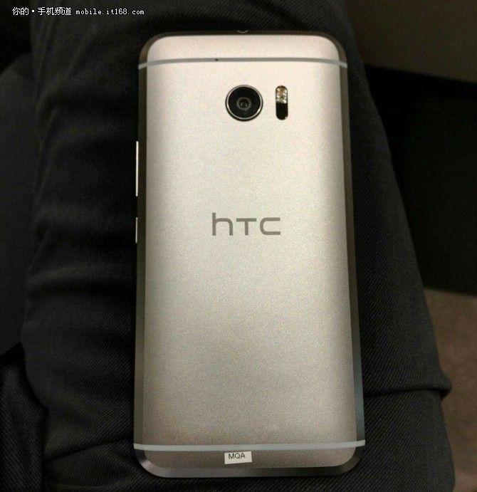 HTC 10 (M10h, Perfume): очередная порция шпионских фото – фото 2