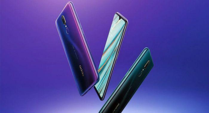 Анонсирован Oppo A9 с приятным дизайном и емкой батарейкой – фото 1