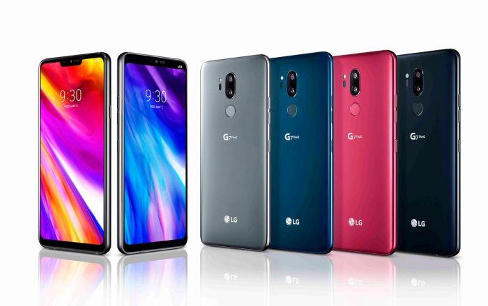 LG G7 ThinQ: флагман с «монобровью», искусственным интеллектом и идеальным звуком – фото 1