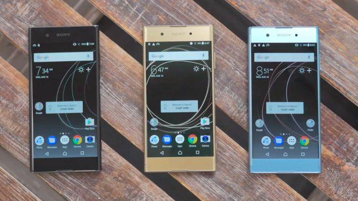 IFA 2017: представлены Sony Xperia XZ1 и Xperia XZ1 Compact – фото 1