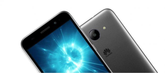 Представлен Huawei Y3 2018 на Android Go – фото 2