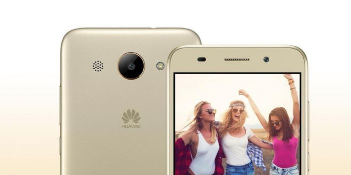 Представлен Huawei Y3 2018 на Android Go – фото 4