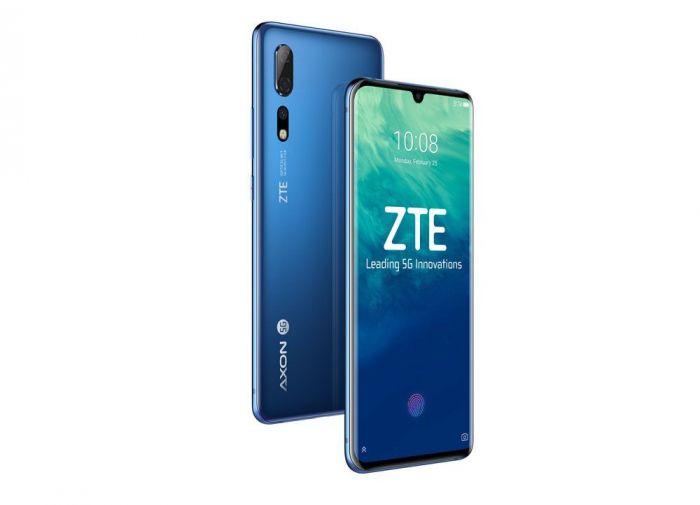 Дебют ZTE Axon 10 Pro 5G: в полку 5G смартфонов и с тройной камерой прибыло – фото 2