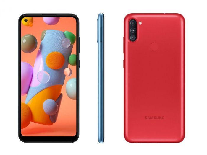 Анонс Samsung Galaxy A11 с тройной камерой – фото 1