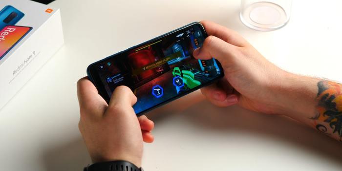 Обзор Redmi Note 9 – младший смартфон популярной линейки от суббренда Xiaomi. – фото 17