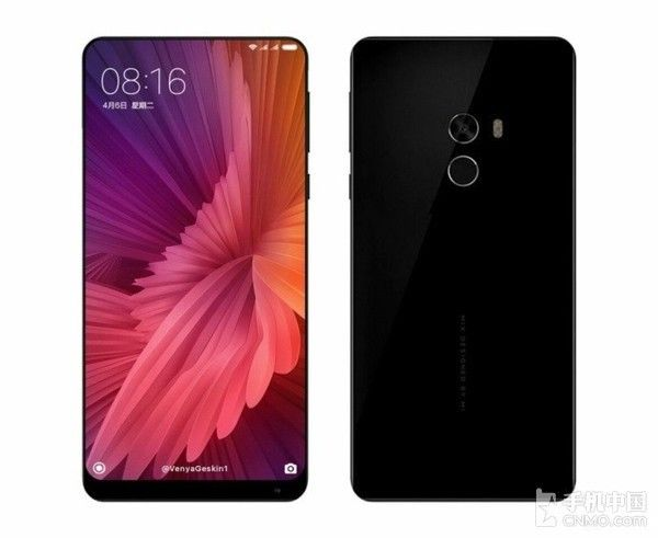 Xiaomi Mi MIX 2 вместо «Chiron»? Новые подробности – фото 1