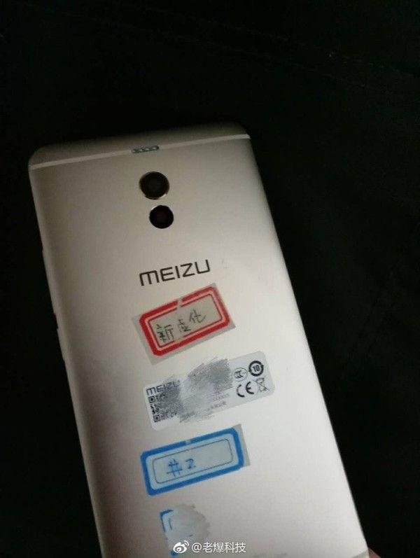 Новое фото Meizu M6 Note: образ смартфона все ближе к действительности – фото 1