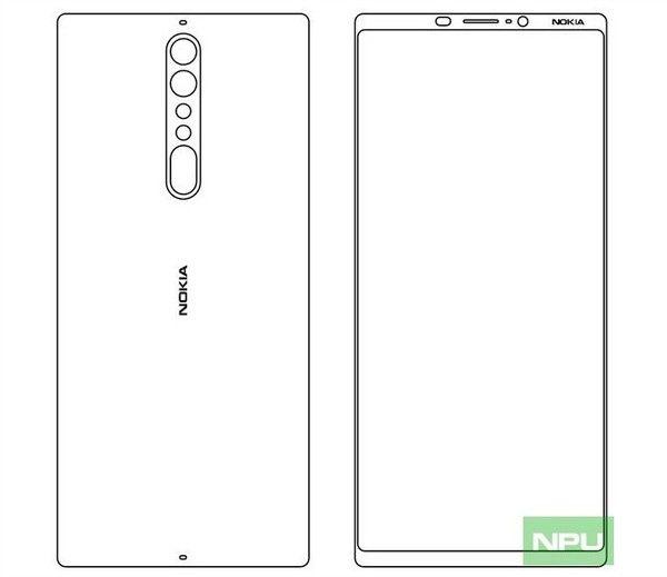 HMD Global готовит безрамочный смартфон Nokia – фото 1