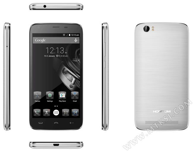 HomTom HT6: смартфон с аккумулятором на 6250 мАч и поддержкой LTE менее чем за $100 – фото 1