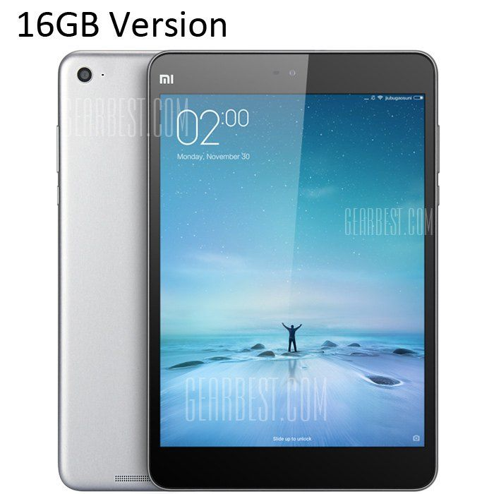 Xiaomi MiPad 2 появился на складе с хорошими ценами – фото 1