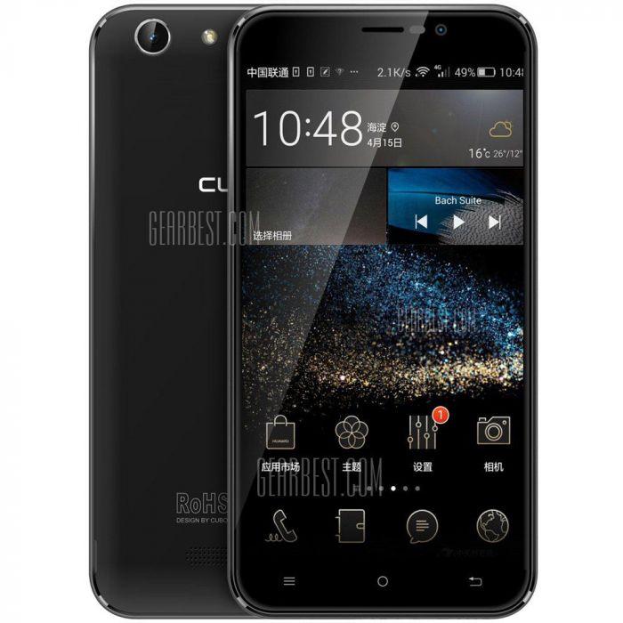 Cubot Note S - долгоживущий и доступный смартфон – фото 1