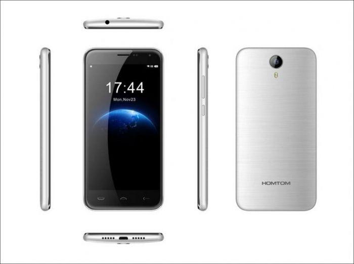 Homtom HT3: видеообзор простого и недорого смартфона – фото 1