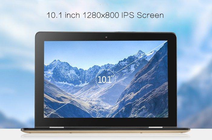 Voyo VBook V1 – доступный планшет, умеющий трансформироваться – фото 3