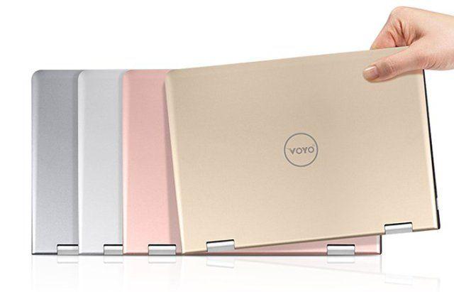 Voyo VBook V1 – доступный планшет, умеющий трансформироваться – фото 1