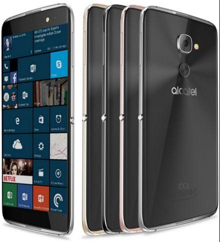Alcatel Idol 4 Pro получит Snapdragon 820 и Windows 10 – фото 1