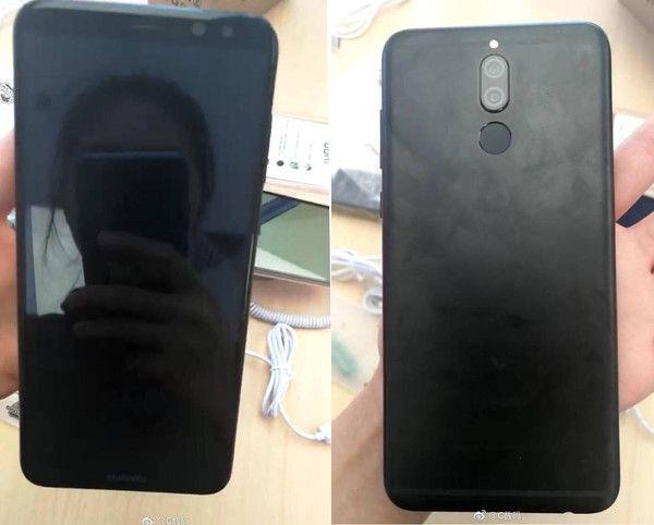 Неизвестный безрамочный смартфон Huawei сертифицирован в Китае. Huawei Mate 10 Lite? – фото 2