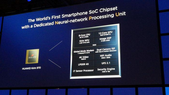 IFA 2017: Huawei представила Kirin 970 — процессор будущего с искусственным интеллектом – фото 2