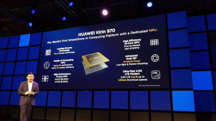 IFA 2017: Huawei представила Kirin 970 — процессор будущего с искусственным интеллектом – фото 5