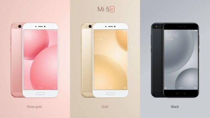 Xiaomi Mi5c получил чип Surge S1, 3/64 Гб памяти и 12 Мп камеру – фото 4