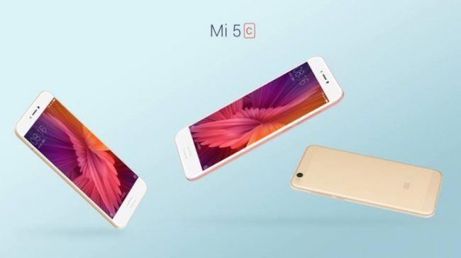 Xiaomi Mi5c получил чип Surge S1, 3/64 Гб памяти и 12 Мп камеру – фото 2