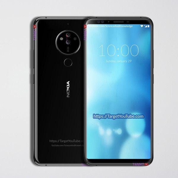 Взгляд в будущее: концепт Nokia 10 – фото 1