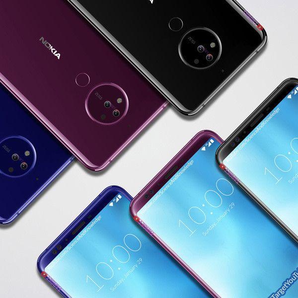 Взгляд в будущее: концепт Nokia 10 – фото 2