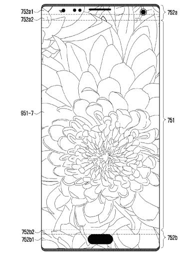 Новый интересный патент безграничного дисплея от компании Samsung – фото 2