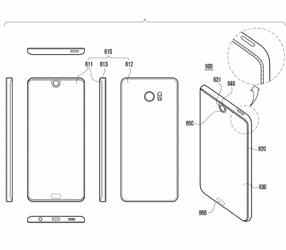 Новый интересный патент безграничного дисплея от компании Samsung – фото 3