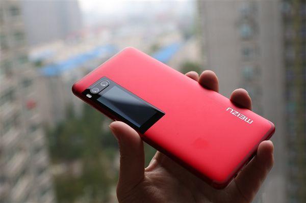 Вышла новогодняя версия Meizu Pro 7 – фото 2