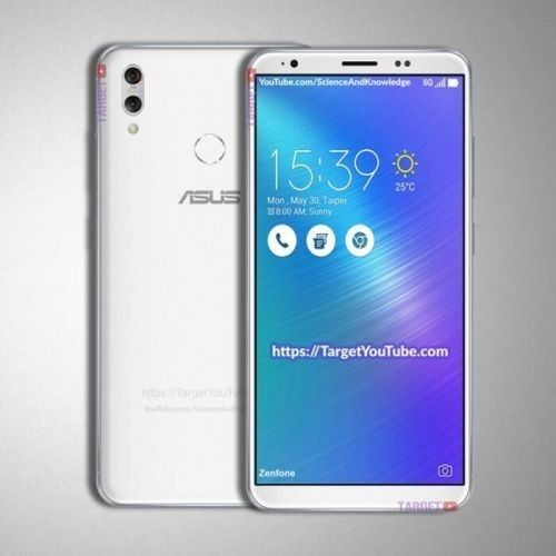 ASUS ZenFone 5: рендеры, характеристики и цена – фото 1