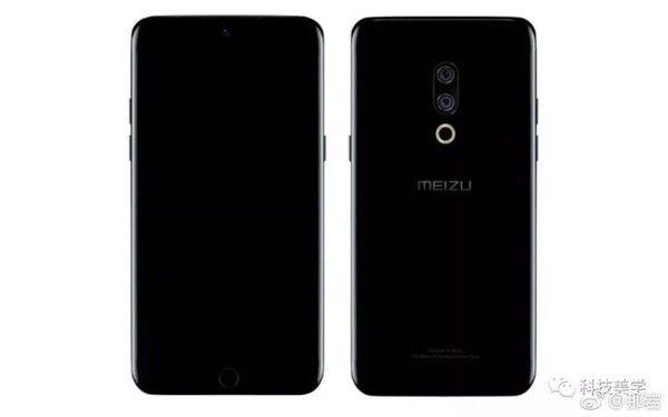 Meizu 15 Plus: черный, стильный и эффектный – фото 1
