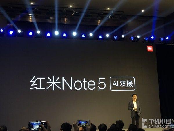 Анонс Xiaomi Redmi Note 5 в Китае: выносливый, привлекательный и с «мозговитыми» камерами – фото 2